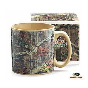 Mossy Oak Mug (Set of 4)