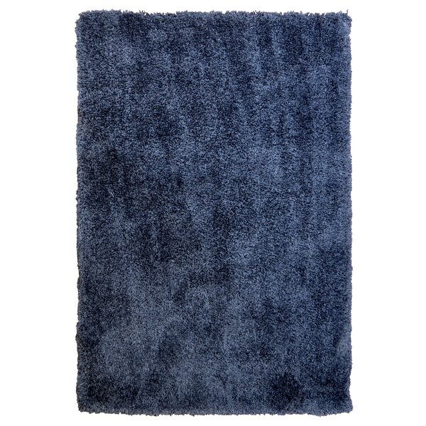 Craighead Hand-Tufted Blue Area Rug by Red Barrel Studio