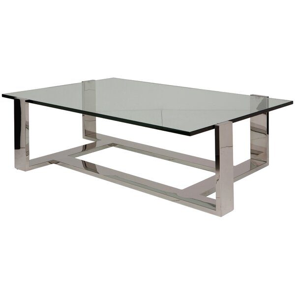 Flynn Coffee Table by Nuevo