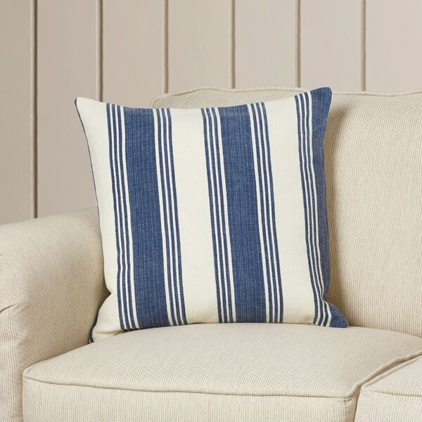 Douglasville Cotton Throw Pillow by Beachcrest Home