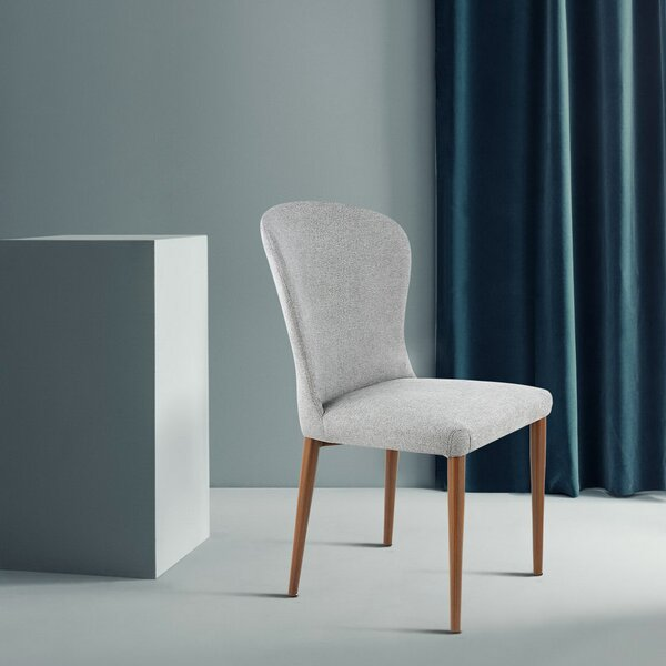 Difranco Upholstered Dining Chair (Set of 2) by George Oliver