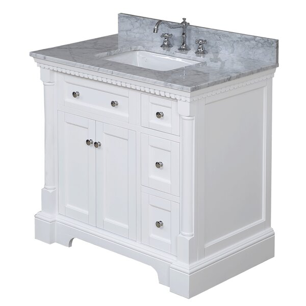 Sydney 36 Single Bathroom Vanity Set by Kitchen Bath Collection