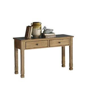 Progressive Furniture Inc. Rustic Ridge Console Table Image