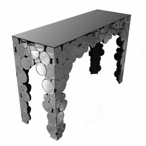 Rauch Attractive Console Table by Orren Ellis