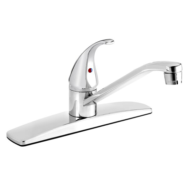 Essential Single Handle Kitchen Faucet by Keeney Manufacturing Company