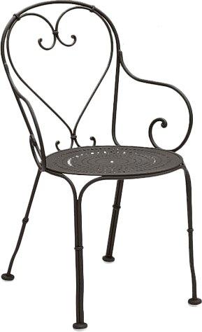 Parisienne Patio Dining Chair by Woodard Woodard