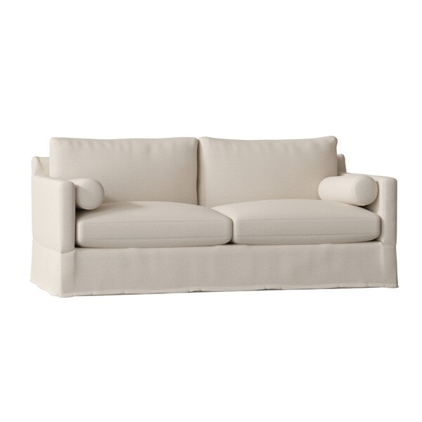 Low Price Hayes Slip Covered Sofa by Gabby by Gabby