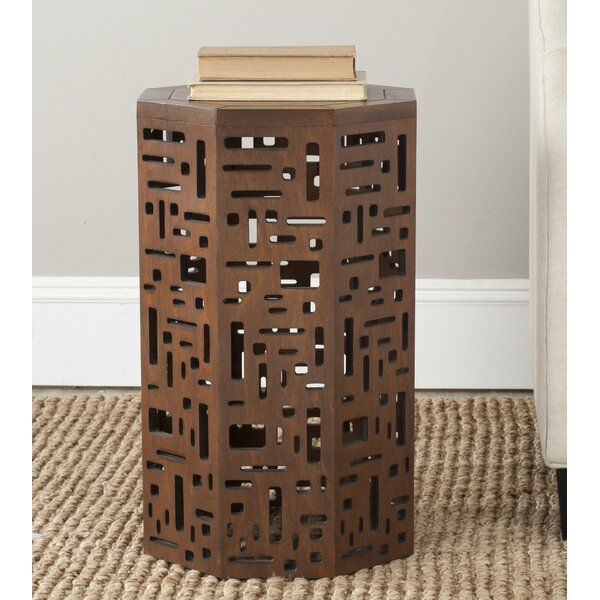 Schuh End Table by Ivy Bronx