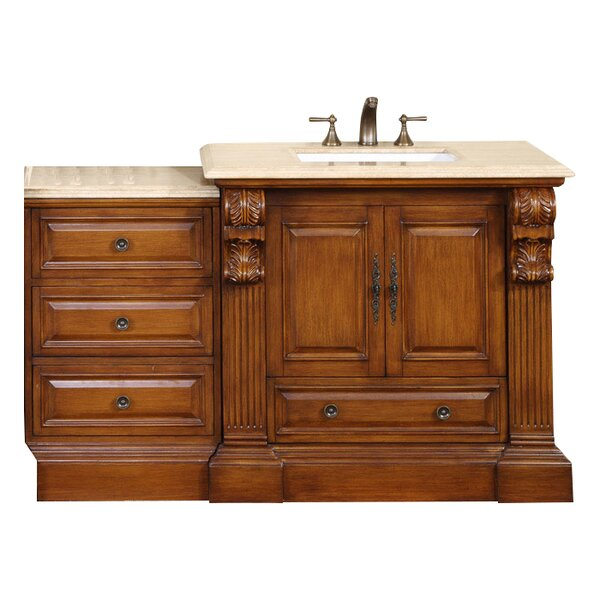 Thorp 58 Single Bathroom Vanity Set by Astoria Grand