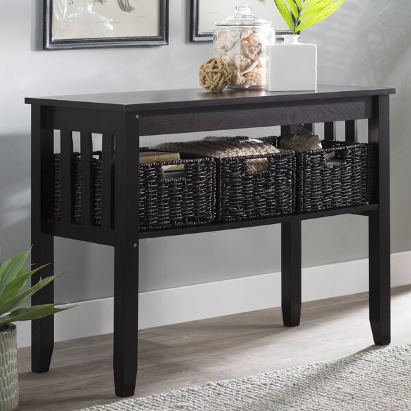 Hornell 4 Piece Console Table Set by Beachcrest Home