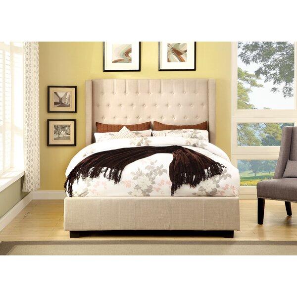 Estelle Upholstered Standard Bed by Red Barrel Studio