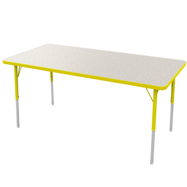60 x 42 Rectangular Activity Table by Marco Group Inc.