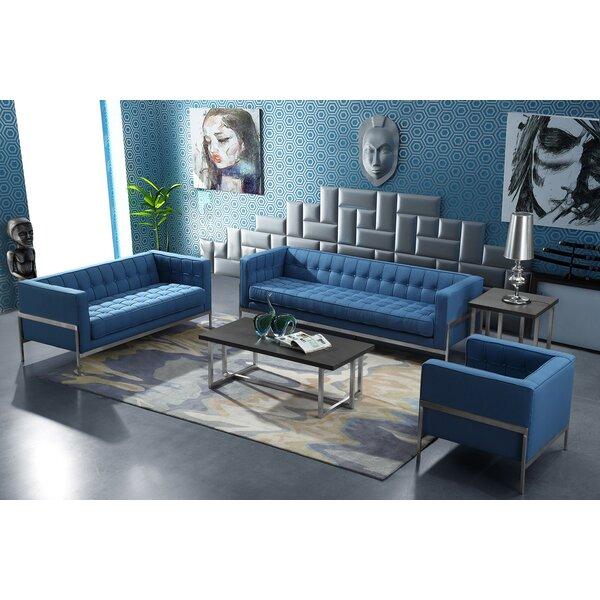 Hults Contemporary Configurable Living Room Set by Orren Ellis Orren Ellis