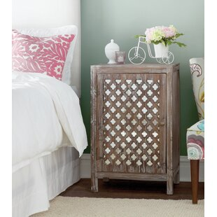 Jeff End Table with Storage