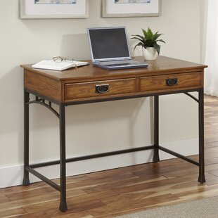 Price Check Senda Writing Desk with Drawers By17 Stories