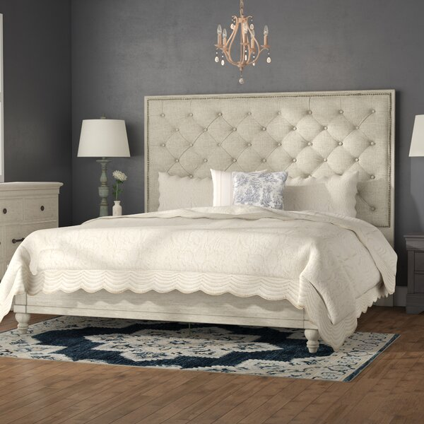 Oyster Bay Upholstered Standard Bed by Lexington