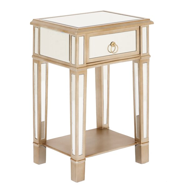 Grillo 1 Drawer Nightstand By Mercer41