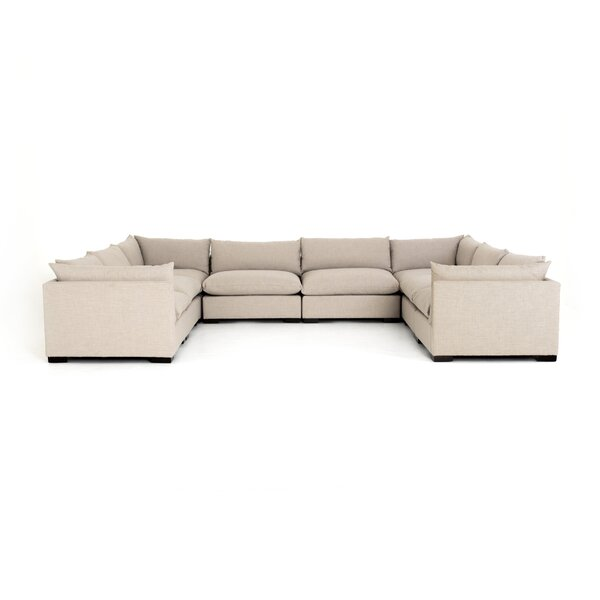 Southwold 8-Piece Sectional by Brayden Studio