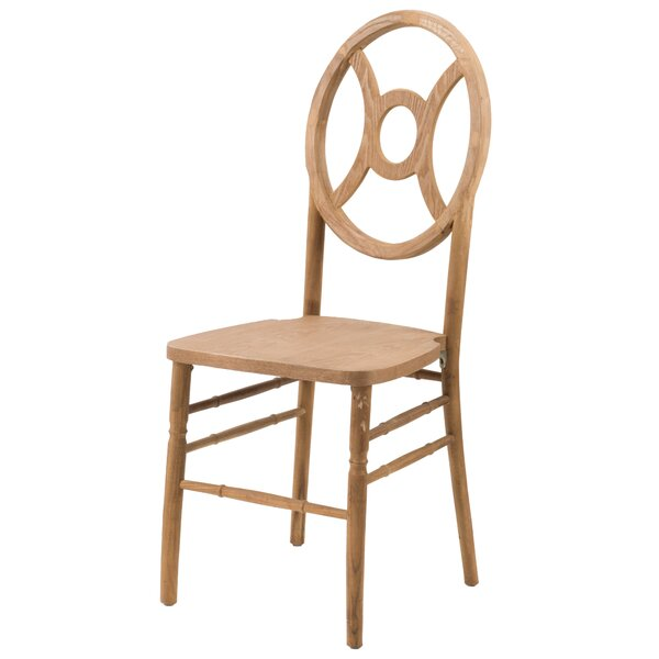Reyna Solid Wood Dining Chair (Set Of 2) By Mistana
