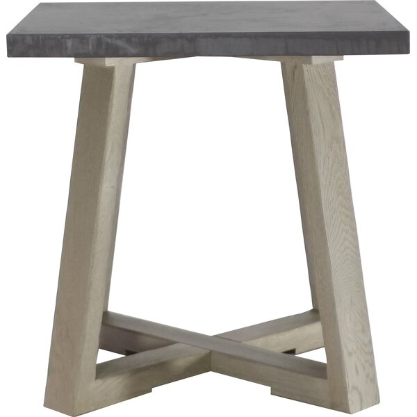 Mcgrath End Table by 17 Stories