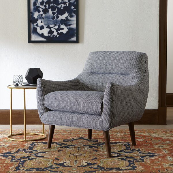 Sophia Armchair by DwellStudio