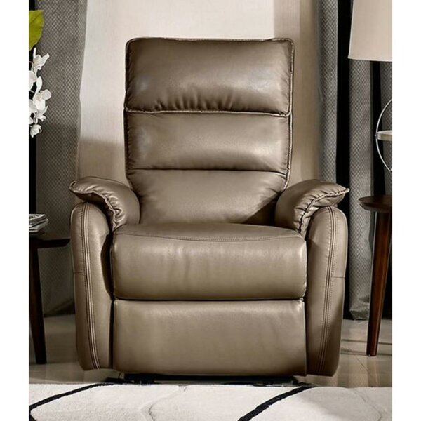 Weathersby Manual Glider Recliner [Red Barrel Studio]