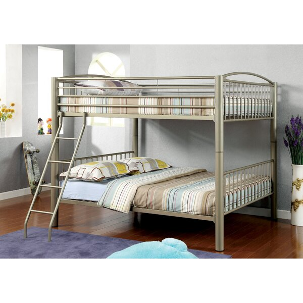 Kostemia Full over Full Bunk Bed by Hokku Designs