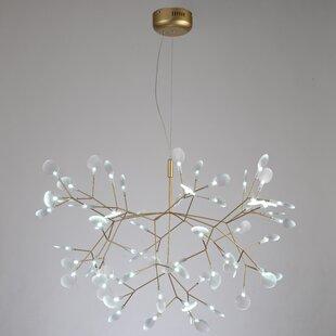 Gorges  LED  Chandelier By Brayden Studio Ceiling Lights