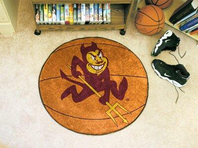 NCAA Arizona State University Basketball Mat by FANMATS