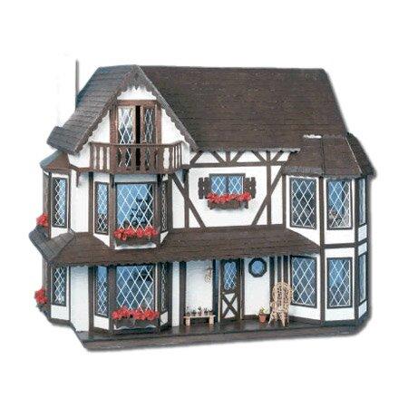 Harrison Dollhouse By Greenleaf Dollhouses.