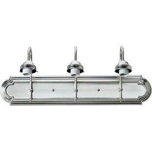 Top Vivanco 3-Light Vanity Light ByWinston Porter