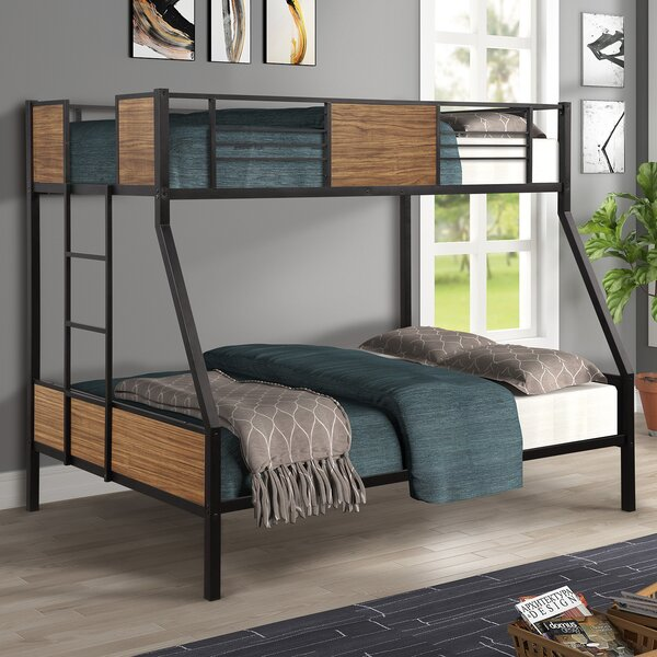 Kaliyah Twin Over Full Bunk Bed by Isabelle & Max
