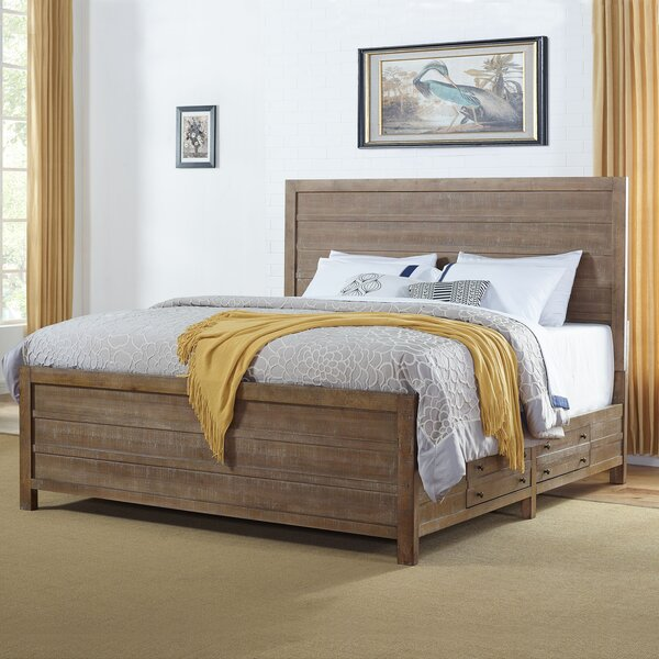 Alaine Storage Standard Bed by Brayden Studio