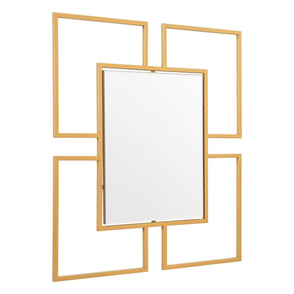 Elesa Accent Mirror by Everly Quinn