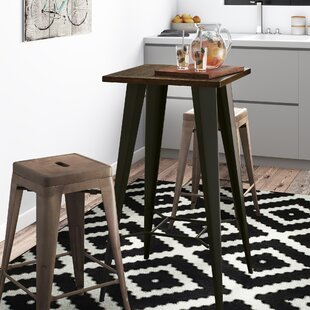 Reviews Larson Pub Table By Wrought Studio