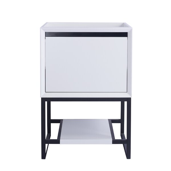 Riey 24 Single Bathroom Vanity Base