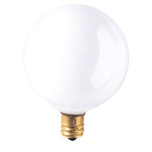 Candelabra 15W Frosted 120-Volt (2400K) Incandescent Light Bulb (Set of 43) by Bulbrite Industries