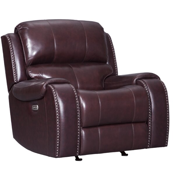Oreana Power Rocker Recliner by Darby Home Co