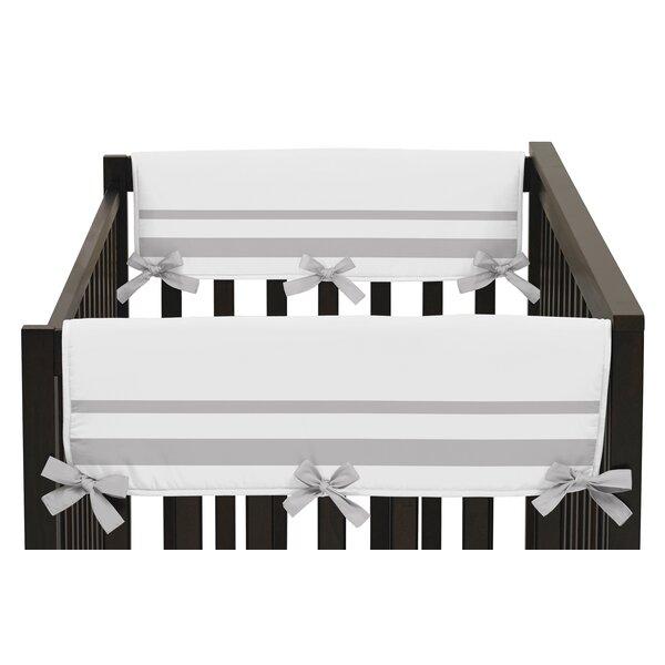 Hotel Side Crib Rail Guard Cover (Set of 2) by Sweet Jojo Designs