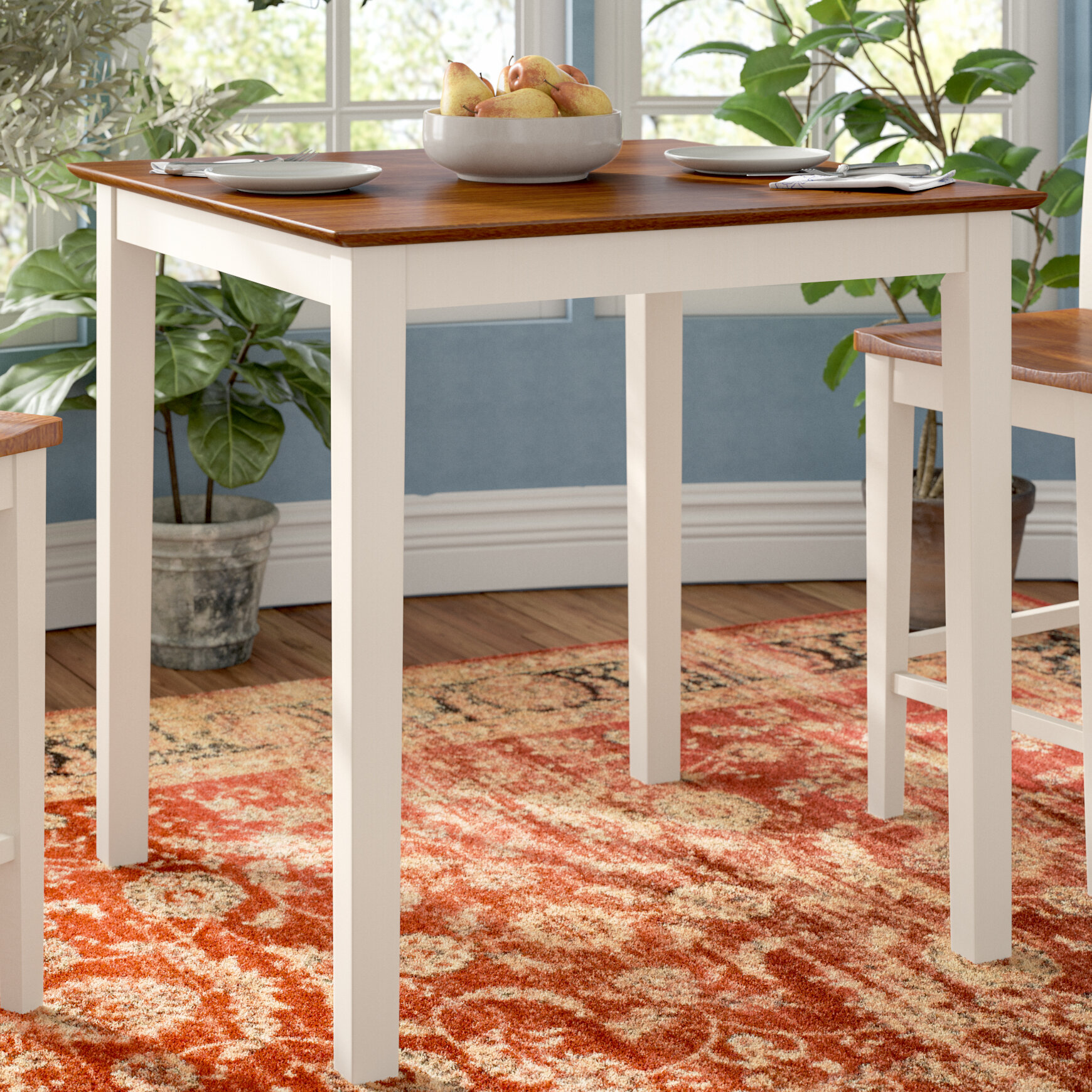Tremendous Andover Mills Tybalt Counter Height Dining Table Reviews Unemploymentrelief Wooden Chair Designs For Living Room Unemploymentrelieforg