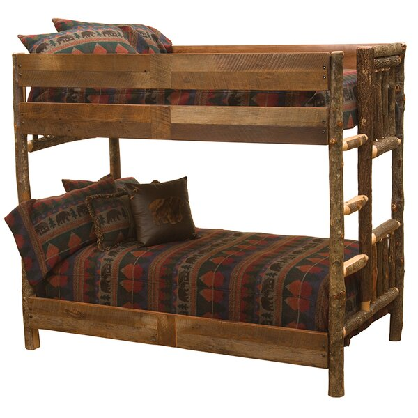 Hickory Standard Bed by Fireside Lodge