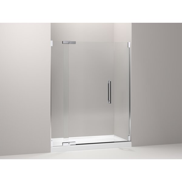 Purist 59.75 x 72.25 Pivot Shower Door by Kohler