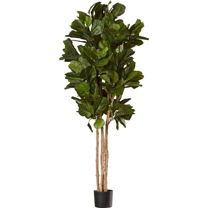 faux plants + trees