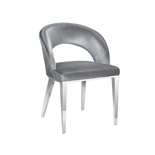 Adalric Upholstered Dining Chair by House of Hampton