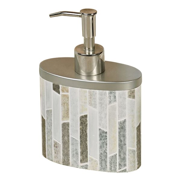 Florenza Lotion Dispenser by Highland Dunes