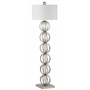 Reviews Maxim 62.5 Floor Lamp By Mariana Home