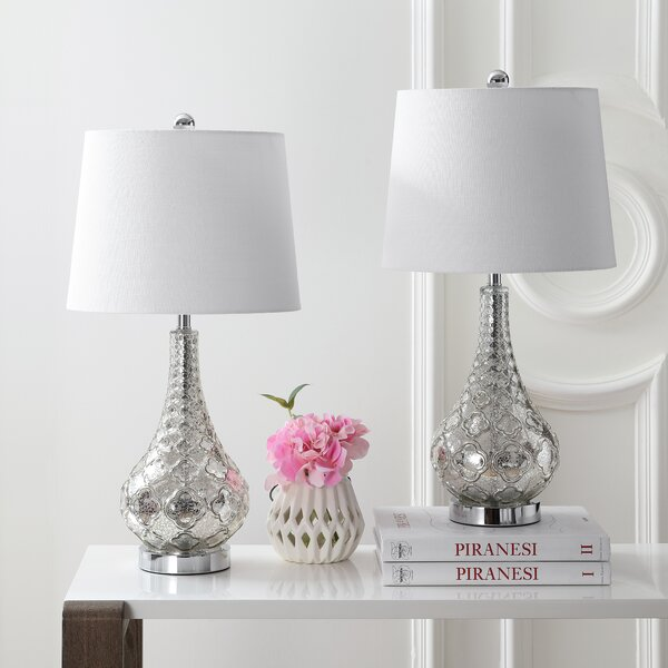 Myatt 26 Table Lamp (Set of 2) by House of Hampton