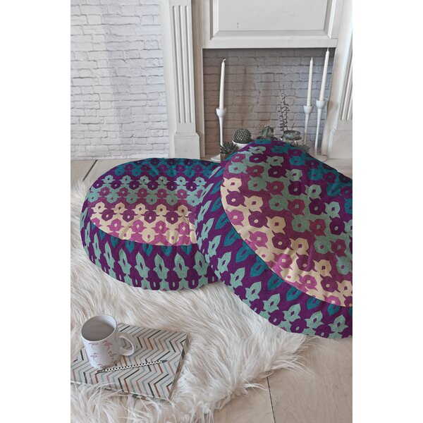 Floor Pillow by East Urban Home