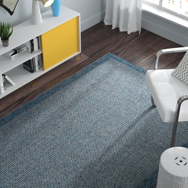 Felipe Denim Indoor/Outdoor Area Rug by Zipcode Design
