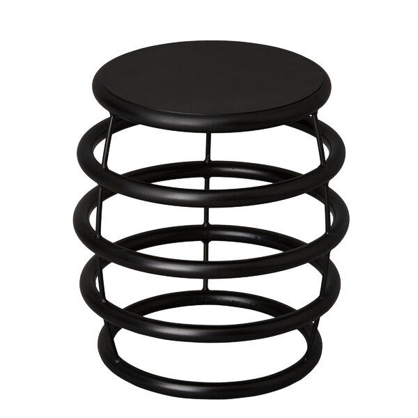 Michela Rings Garden Stool by Ivy Bronx